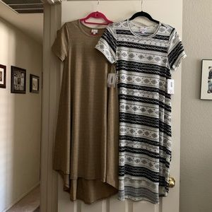 LuLaRoe Carley Dress bundle